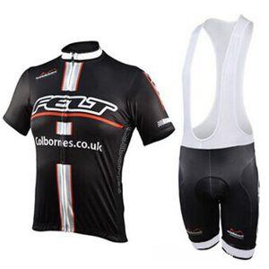 2018 Bike Team FELT Cycling Jersey Imposta Ropa Ciclismo Traspirante mtb Bicicletta Abbigliamento da ciclista Abbigliamento Bike Jersey Abbigliamento 82216Y