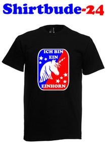 Einhorn Blogger Kult 팬 스프 루크 티셔츠 Geschenk Tshirt