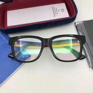 2018 NUOVO GG0342O occhiali all'ingrosso di muti-colore tempio striscia telaio progettista prescrizione miopia o presbiopia lente occhiali accustomized