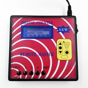 Contador Digital Remoto Mestre 10 Gerador de Frequência de Geração de Máquina Remota Regenerador Controlador Remoto RF Ferramenta