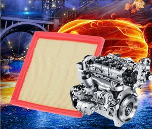 Engine Air Filter PU Clean For VW Lavida Golf7 Sagitar Polo Volkswagen 1.4 1.6 04E129620A 205*190*35MM POST