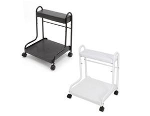 Elitzia ETST22 Beauty Salon Rolling Trolley Storage Cart Foot Bath Shop Special Two Color اختياري