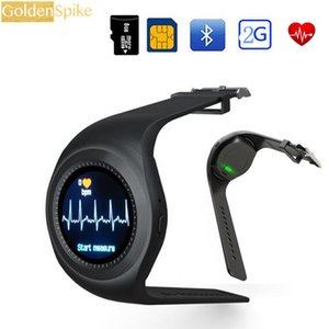 Akıllı İzle Ücretsiz Kargo T1 Bluetooth Akıllı Izle IPS Ekran Monitör Uyku Tracker Pedometre 280 mAh Smartwatch PK Y1 Y1S KW18
