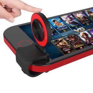 Mini ultradünner Touchscreen-Handy-Joystick für Telefon-Arcade-Spiele-Controller Touch Joystick für Iphone-Android-Handys