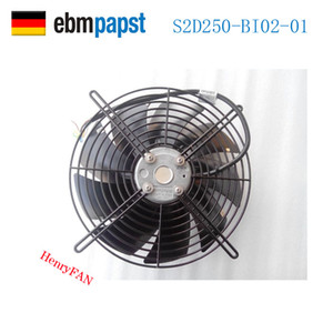 Commercio all'ingrosso tedesco (ebmpapst S2D250-BI02-01) (ebmpapst A2D210-AA02-10) (ebmpapst R2D160-AC02-13) (ebmpapst R4D450-AD22-06) ventola di raffreddamento