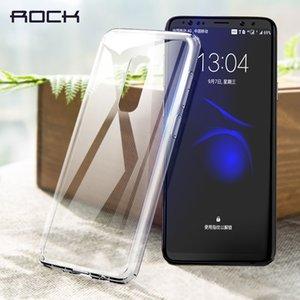 ROCK Protection-Handyhülle für Samsung Galaxy S9 S9 plus, Premium TPU + PC Anti-Klopf-Handy Slim Schutzhülle für Galaxy S9 S9 +
