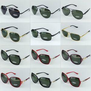 Atacado óculos polarizados para homem e mulher polarizada óculos de sol baratos óculos UV400 boa qualidade e modelos de mistura de preço barato