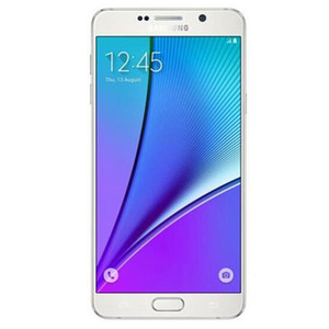 Ricondizionato 100% originale Samsung Galaxy Note 5 N920A N920T N920P N920V N920F sbloccato Telefono 4 GB / 32 GB 5,7 pollici