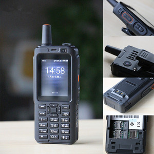 7S PLUS PTT Radio Phone Walkie Talkie Network phone 2.4Inch 1GB Ram 8GB Rom Hot Sale 4G LTE IP68 Waterproof Hot Sale Phone 2018