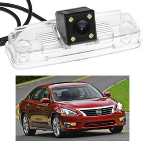 Vista posterior del coche LED 4 Nueva cámara reversa del CCD de copia de seguridad apto para el Nissan Altima 2013 2014 13 14
