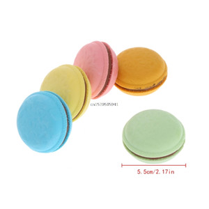 5Pcs Colorful Macaron Shape Eraser School Office Stationery Supplies Gift Decor New