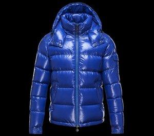 Зима вниз куртка мужчины Новый 95% белый гусь вниз пальто с капюшоном высокое качество бренд одежды мужской вниз Parkas 173