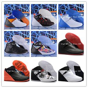 2018 Yeni Gelmesi! Neden Zer0.1 Ayna Görüntü New York Çoklu Renkler Russell Westbrook Basketbol Ayakkabı Mens Sıfır 1 Gökkuşağı Populars 40-46