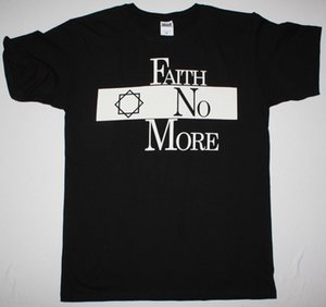 Homme T Shirt Faith No More Mike Patton marchio della stella Mr.bungle Fantomas T-shirt New Black Sleeve Tee Shirt