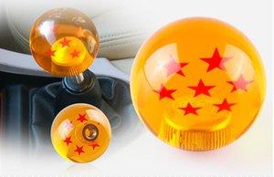Manopola Dragon Ball Shift Head 1-7 Star Gear Shift Head Block Head Ball nuova M12X1.25