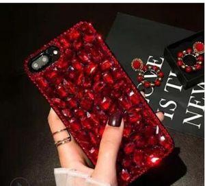 Coque pour téléphone mobile IPhonexx R génération XSMAX cristal de luxe complète perceuse femelle créative x marteau à eau anti-chute manche de protection