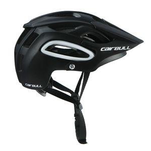 2018 Nueva Alltrack del casco de ciclista All-TerraI MTB CyclingSports Safet Casco OFF-ROAD Súper bicicletas de montaña