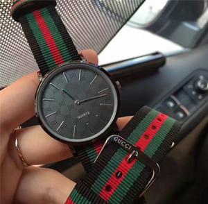 Adam Siyah Kol Saatleri Yeni Moda Womens 40mm Erkekler Spor Casual Saatler Ünlü Lüks Kuvars saatler Relogio Montre Femme saatler