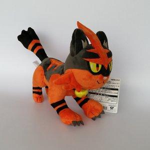 Высокое качество 100% хлопок 11,8 дюйма 30см Torracat Плюшевые игрушки Животные Для Ребенка Праздничные подарки