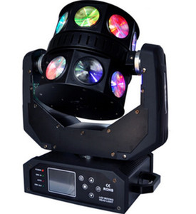 16x12 W Led Moving Head Double Flying Light USA Cree Led RGBW 4IN1 Colore UFO Design Ultimate Ruota LLFA