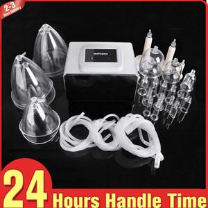 Top Breast Massager Enhancer Bomba de vacío Body Massager Shapping Breast Ampliación Enhancer Equipment Vacuum Therapy Adelgazar Cuidado de la piel Spa