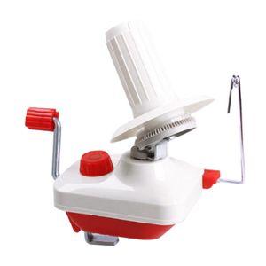 Swift Hilo Fibra Cuerda Bola Lana Winder Holder Hogar Cable manual Aguja Máquina de bobina de lana en caja 2018 Nuevo