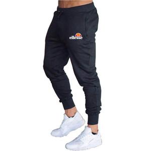 2018 Yeni joggers sweatpants Erkekler hip hop streetwear pantolon erkekler Pamuk Rahat Elastik Pantolon pantolon pantalon hombre