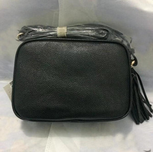 New Soho Disco Bag Shoulder Mini Borse Cross Body borse donna designer feminina piccola nappa bag Pack Money Phone Handy Marsupio Solid Gucci