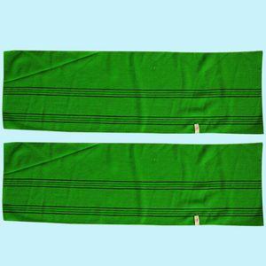 90*30cm New Bath Towel Polyester Cloth Exfoliating Washcloth Back Bath towel Bathroom Accessories Free DHL WX9-447