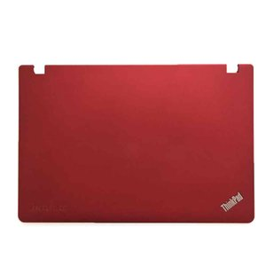 Laptop için Alt Kabuk 04W3272 Lenovo ThinkPad E520 E525 Arka Kapak Arka Kapak Kırmızı 04W1844 04W3266 Siyah 04W1843 04W3265 LCD Çerçeve 04W1843