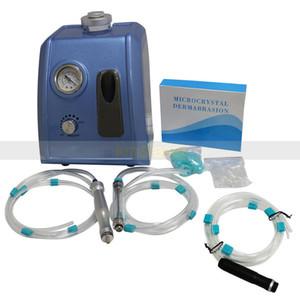 Taşınabilir 3 1 elmas microdermabrasion hydra yüz cilt soyma jet kabuğu yüz bakımı akne remvoal makinesi