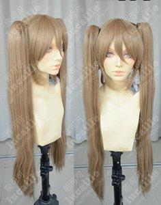 Murasame Loli Maid Clip Ponytail Cos Wig Nueva colección Cosplay Party peluca de pelo