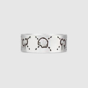 Fuera de la única gran nueva marca coreana de moda coreana s925 anillo de plata esterlina anillo retro femenino anillo de plata tailandesa