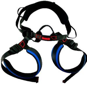 ELUANSHI 야외 락 하네스 래플 안전 벨트 등산 헬멧 신발 카라비너 장비 로프 액세서리를 보유하고 있습니다.