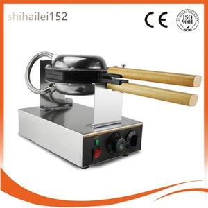 Maker Egg Machine Pan Egg Waffle Beliebte Maschine für Waffelverkauf Electric Snack Food Commercial KARWP