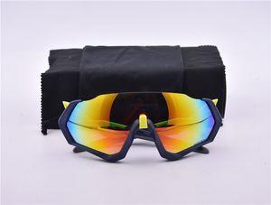 nuovi 2018 modo di alta qualità delle lenti degli occhiali da sole di sport degli uomini e gli occhiali da sole occhiali da sole bici di montagna delle donne polarizzate 1pcs più economico con box