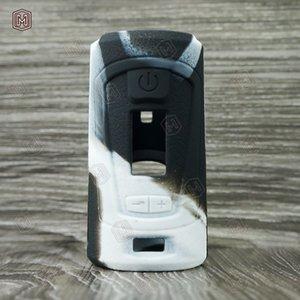 Nouveau Silicone GBOX Squonker 200 w peau silicone autocollant / cas / couverture en gros GBOX Squonker 200 w cendre libre bonne qualité