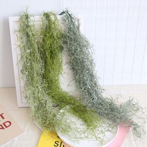91 cm Hava Bitki Çim Yaprağı Asılı Duvar Yeşillik Bahçe Plastik Yapay Asma Için 3 adet / grup Asılı sarmaşıklar succulents