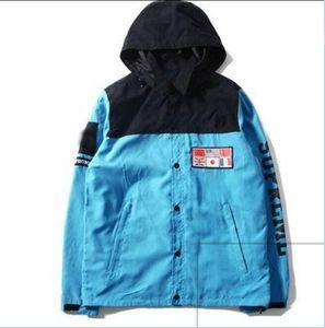 Высочайшее качество Мода Мужская Куртка Одежда Женщины Напечатанные Хаудястом Стилист Зимние Пальто Размер M-XXL