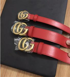 2019 now Designer Hochwertiger Rindsledergürtel mit doppelter Schnalle Luxus-Designergürtel aus echtem Leder für Männer, Frauen, Breite 2,0, 3,4, 3,8 cm 001