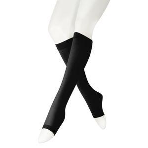 Calcetines de compresión 23-32 mmHg Medias graduadas para hombres, rodilla alta para TVP, maternidad, embarazo, venas varicosas, férulas para alivio de la espinilla