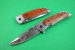 Benchmade DA56 flipper knife Stainless Steel Manual Release Mini pocket Folding Knife Pocket Cutter camping knife