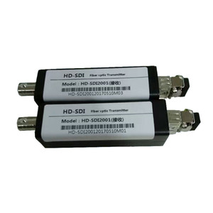 Mini 3G / HD / SD-SDI sobre el transceptor de fibra, SDI Converter, SFP módulo, a 10 km Alcance de transmisión, solo modo, simplex