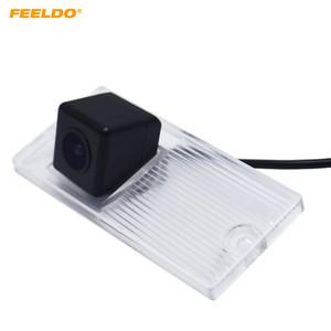 FEELDO автомобиля CCD камера заднего вида для KIA Sportage (KM 04 ~ 10) Sorento Kit (МК1 03 ~ 08) Парковка камера подпорки # 4018
