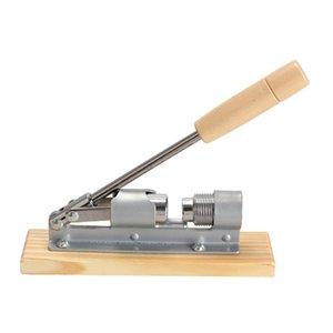 Respetuoso del medio ambiente Mecánico Heavy Duty Rocket Nut Cracker Cascanueces Sheller Sheller Para el hogar Cocina Nut Cracker Abrelatas Herramientas