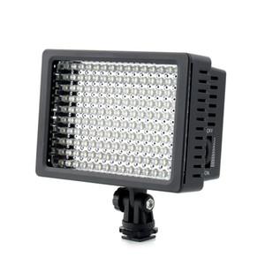 ارتفاع الطاقة Lightdow LD-160 160 ضوء led كاميرا فيديو كاميرا مصباح مع ثلاثة مرشحات لكانون نيكون بنتاكس فوجي فيلم