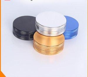 Yeni Ürün Marketi 63mm Metal Değirmen 2 - Katmanlı Alüminyum Alaşım Değirmeni