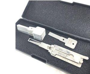 HU66 V3 2-in-1 Auto Pick and Decoder for Audi Ford VW Porsche Seat Skoda locksmith lock pick tool