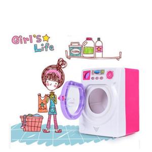 Simulazione Bambini Finta Play House Giocattolo Rondella di plastica Baby Classic Kids Toys Pretend Playset Educational FurnitureToys