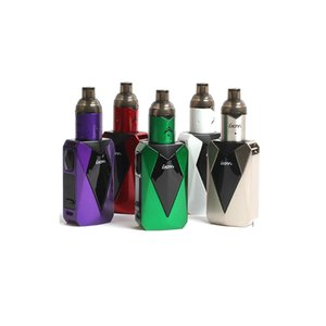 Kit iJoy Diamond VPC con 45W Diamond Bae Mod 1400mAh Batteria incorporata 2ml VPC Unipod Tank 1.0ohm Ceramic Cotton Coil 100% originale